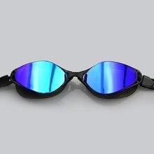 Профессиональные очки для плавания для мужчин и женщин, красочные очки Arena, гоночные очки для плавания, очки для плавания, противотуманные очки для плавания ming