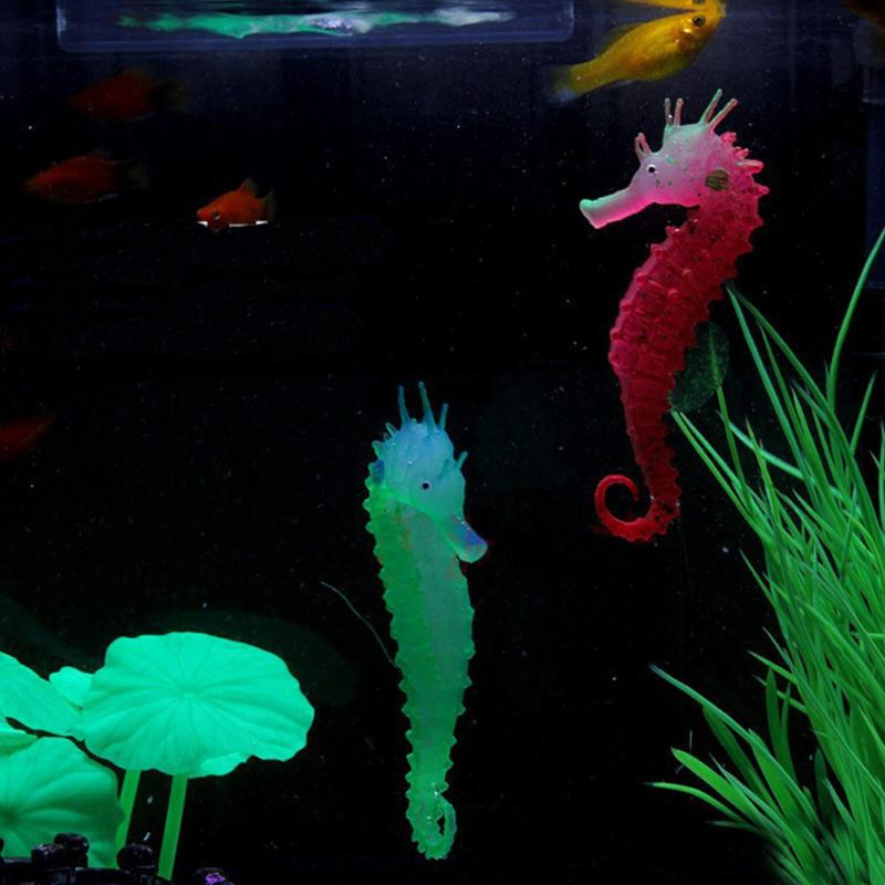 Compare prices on sea horse fish online shopping buy low for Aquarium decoration online