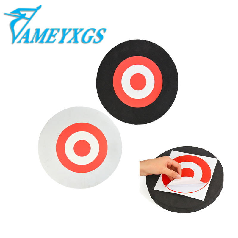 1pc Archery Target Paper Movable EVA Arrow Foam Target Papers Fit For Outdoor Sports Shooting Game Hunting Practice Accessories
