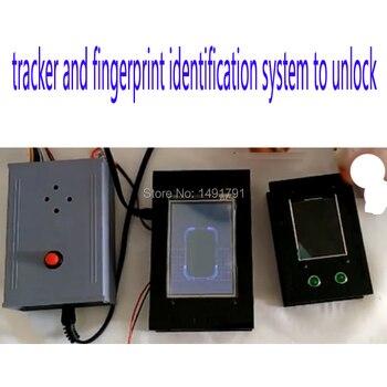 Реальная жизнь номер побега игра prop трекер и система идентификации отпечатков пальцев, чтобы разблокировать камеру номер prop Приключения