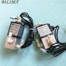 Jnf Elektrische Magneetventiel 4.4W Voor Printer Flora Jhf Vista Luipaard Myjet Infinity Docan 3 Manieren Uv Klep Corrosie slip 2X