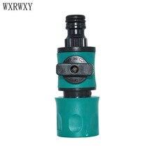 Wxrwxy Auto waschen schlauch leitungswasser gun adapter krane schnellkupplung Wasser bewässerungsventil ventil gartenschlauch leitungsadapter 1 stücke