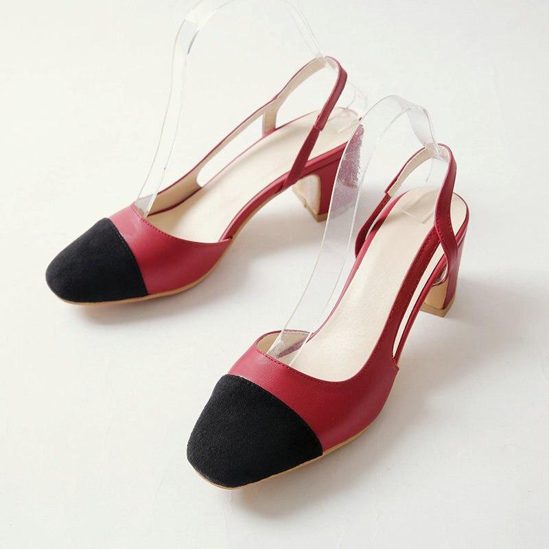 Popular Red Slingback Heels-Buy Cheap Red Slingback Heels lots ...