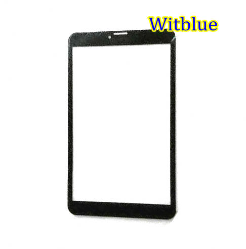 Witblue New For 8 inch dexp ursus P280 Tablet touch screen panel Digitizer Glass Sensor replacement Free Shipping for dexp ursus kx310i 10 1 inch new touch screen panel digitizer sensor repair replacement parts free shipping