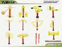 YLW jians03 парк оборудования тренажеры body building, фитнес открытый тренажеры