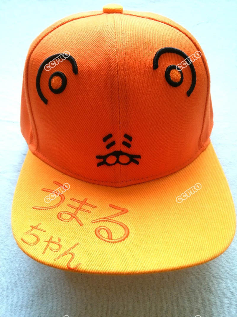 Himouto Umaru-chan Colorful Outdoor Cap Cute Hip-hop Hat Of Cartoon Embroidery Design
