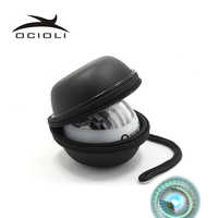 Auto Start LED Counter Gyroscope Gyro Ball for Fitness Gym Sports Autostart Power Ball with Wrist Ball Bag Muscle Relax