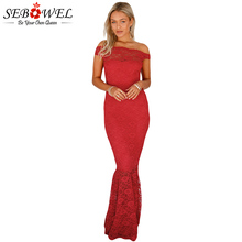 7ee20389e5eed Buy sexy short lace fishtail dress and get free shipping on ...
