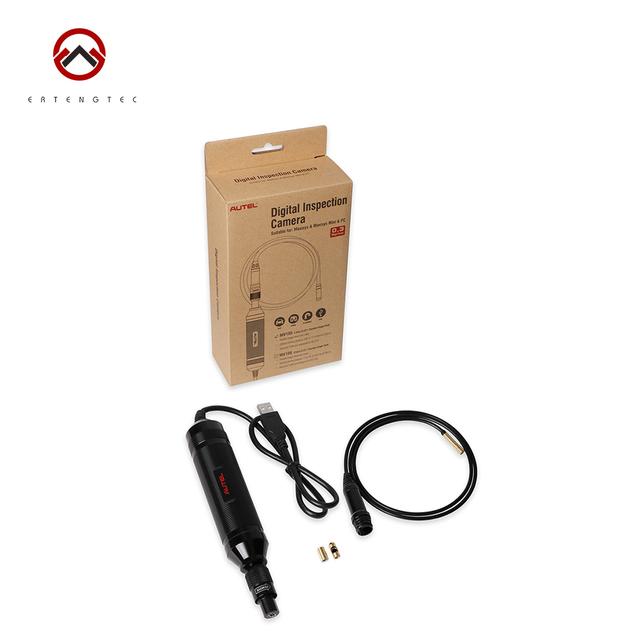 Autel MaxiVideo Videoscope Inspeção Digital Camera MV105 5.5mm Imager Cabeça para MaxiSys Tablet