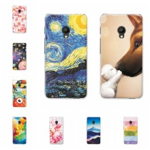 "For Coque Alcatel Pixi 4 (5) 5045X 5045D Scenery Phone Case Cover Soft TPU Silicone Back Cover For Alcatel Pixi 4 5045 5"" Cases(China)"