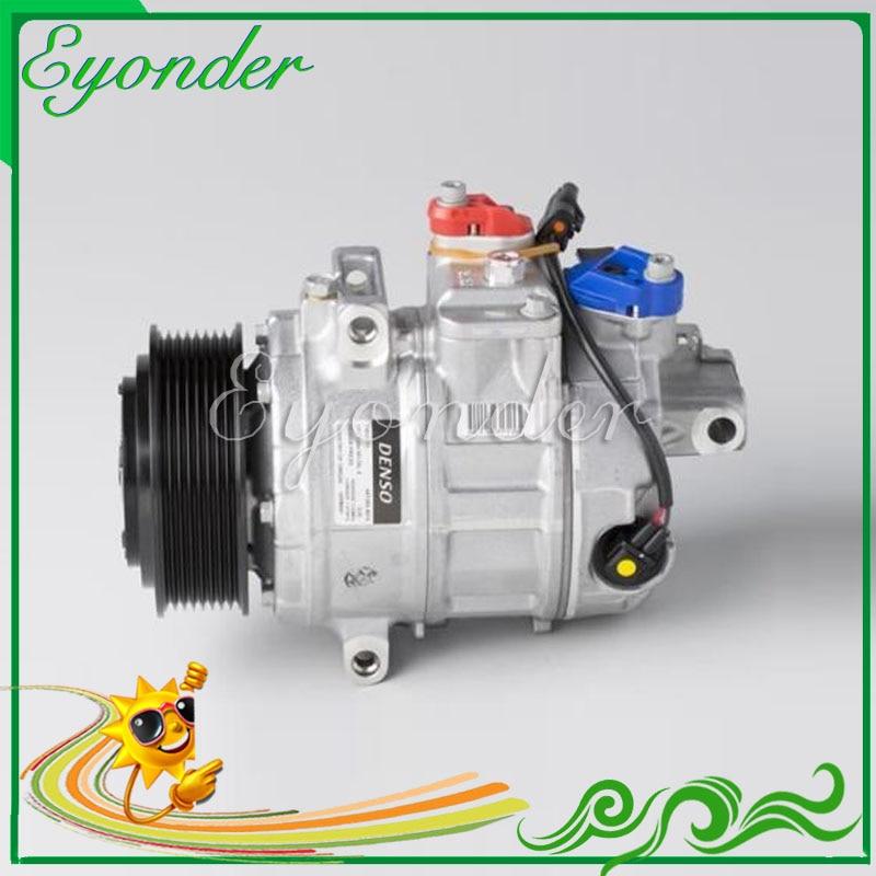 AC Air Conditioning Compressor Cooling Pump for BMW X3 F25 X4 F26 xDrive 35i 1 series F20 F21 M 135i xDrive 3 series F30 F35 F80