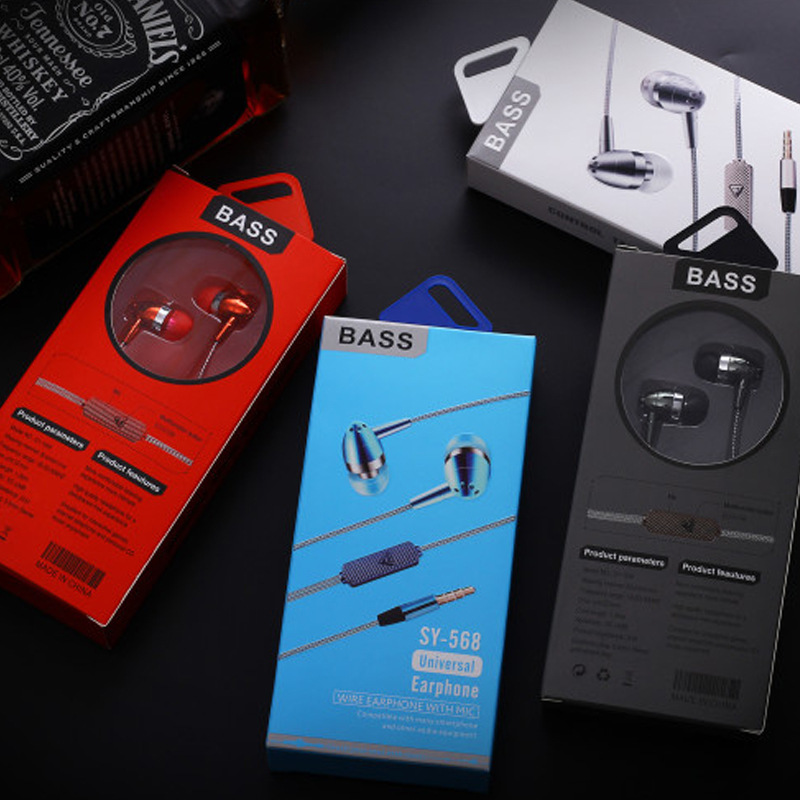 Kuman Sports Headphone Ear Hook Headset Bass In Ear Earphone Earbuds With Microphone For Xiaomi Mp3 Phone PC Gaming YL-HW19
