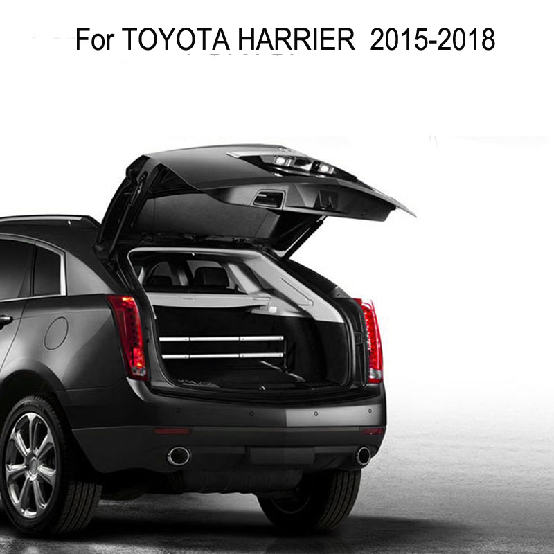 Auto Electric Tail Gate For Toyota HARRIER 2015 2016 2017 2018 Remote Control Car Tailgate Lift