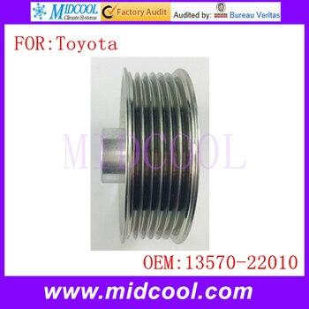 New Vành Đai Thời Gian Tensioner Ròng Rọc sử dụng OE No. 13570-22010/1357022010 đối với Toyota Corolla