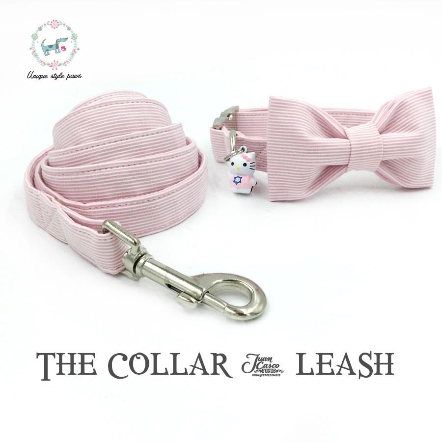 Unique Dog Collar And Leash Set