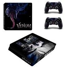 Film Venom PS4 Slim Skin Sticker