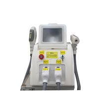 Multifunctional Beauty Machine Ipl Shr Laser Nd Yag Permanent Hair Remover/shr ipl hair reduction+q switch laser tattoo removal