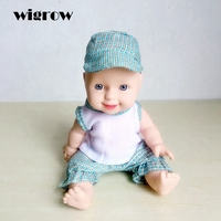 Wigrow Music Song Doll 30cm Soft Bebe Model Dolls Talking Baby Toy Reborn Dolls Baby Children