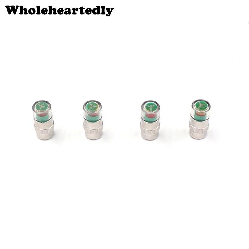 4PCS Ավտոմեքենայի անվադողերի ճնշման մոնիտոր համակարգեր Անվադողերի ճնշման ցուցիչ