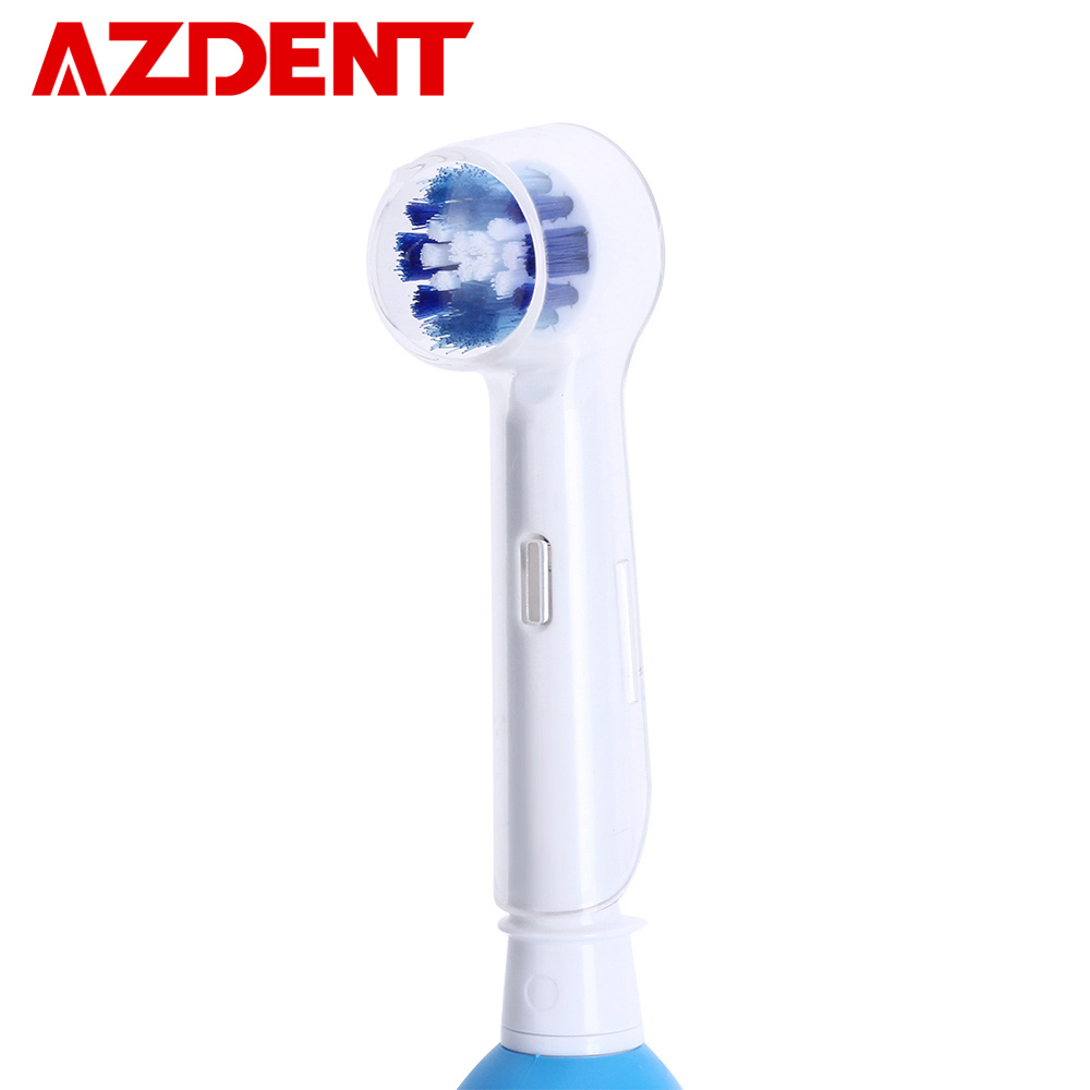 AZDENT Electric Toothbrush Heads Cap Transparent Practical Remove Dust Toothbrush Cover Protective Cover Home Camping Travel Зубная щётка
