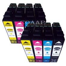 8 compatível T2941-T2944 XL cartucho de tinta para WorkForce WF-2630 WF-2650 WF-2660 Impressora