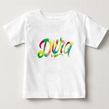 Daddy Yankee T Shirt kids Short Sleeve Tshirt children Clothes 2018 summer tops T-shirt For boys girls Hip-hop tee shirt   NN недорго, оригинальная цена