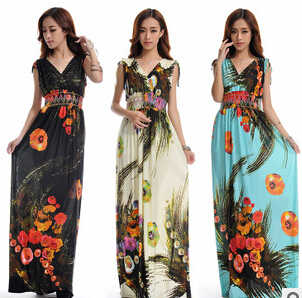 29fd677ca79b2 Detail Feedback Questions about Hot Sale Quality Big Size Dress For ...