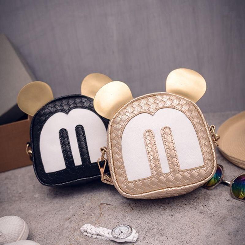homensageiro mickey bonito mini bolsa Marca : Aliwood
