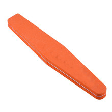 1 PC Double Side Nail File Buffer Sanding Washable Manicure Tool  Random color g6816
