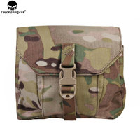 EMERSONGEAR Paintball Multi Purpose Pouch Tactical Military Molle Emerson Pouch Combat Gear Multicam Coyote Brown EM8344