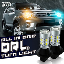 DRL in Tcart Nissan