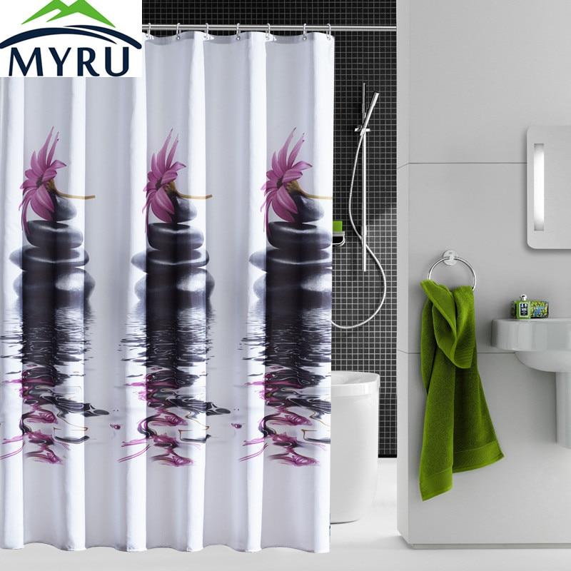 Purple And Gray Shower Curtain. Madison Park Bridgette Sateen ...