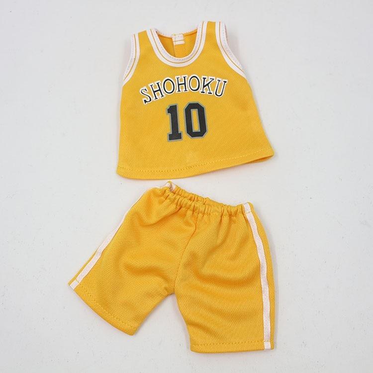 Neo Blythe Doll Plump Doll Basketball Uniform 5