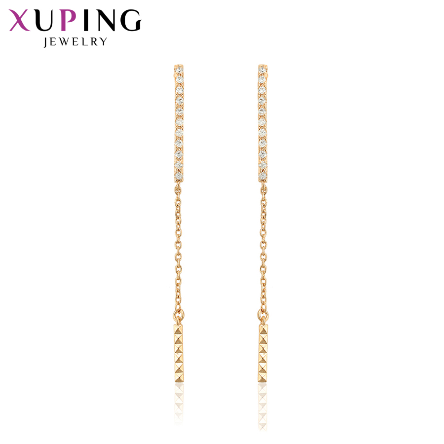 Hot Sale 11 11 Deals Xuping Earings Fashion Jewelry For Women Simple