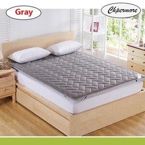 Image 5 - Chpermore влагостойкий толстый матрас, складной фирменный напольный матрас с татами для семьи, покрывала для кровати, Королевский, двойной, полноразмерный