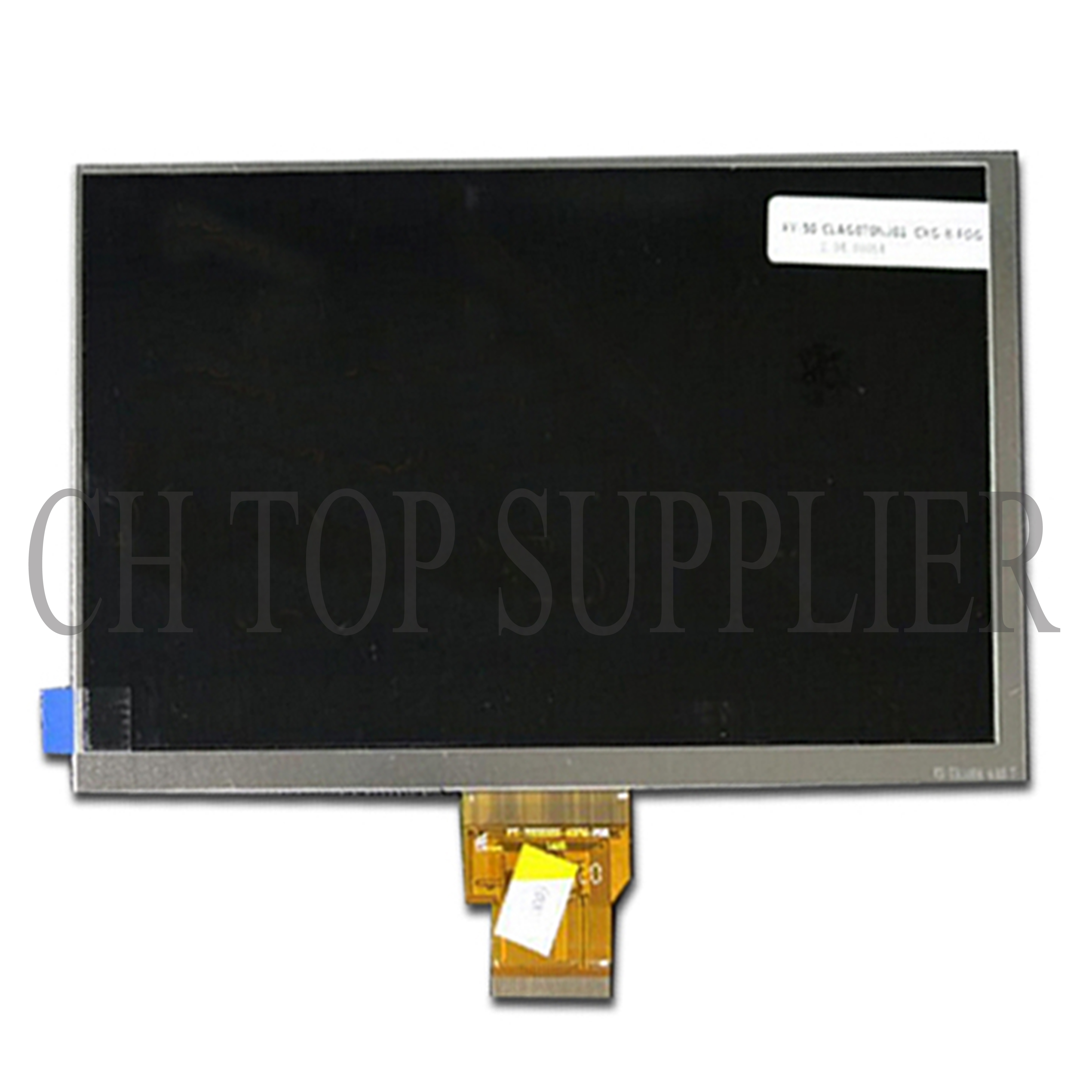 New LCD Display Matrix For 7 Turbopad 722 Tablet 40Pins LCD screen panel Digitizer Lens Replacement Free Shipping