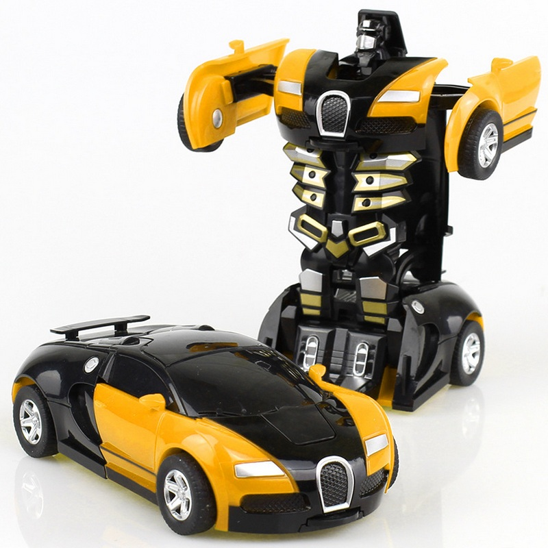 Plastic-Baby-Toy-Cars-Children-Model-Mini-Car-Inertia-Toy-Vehicles-Transformation-Robot-Figure-Autobot-Roll-Anti-Slip-Bugatti-2
