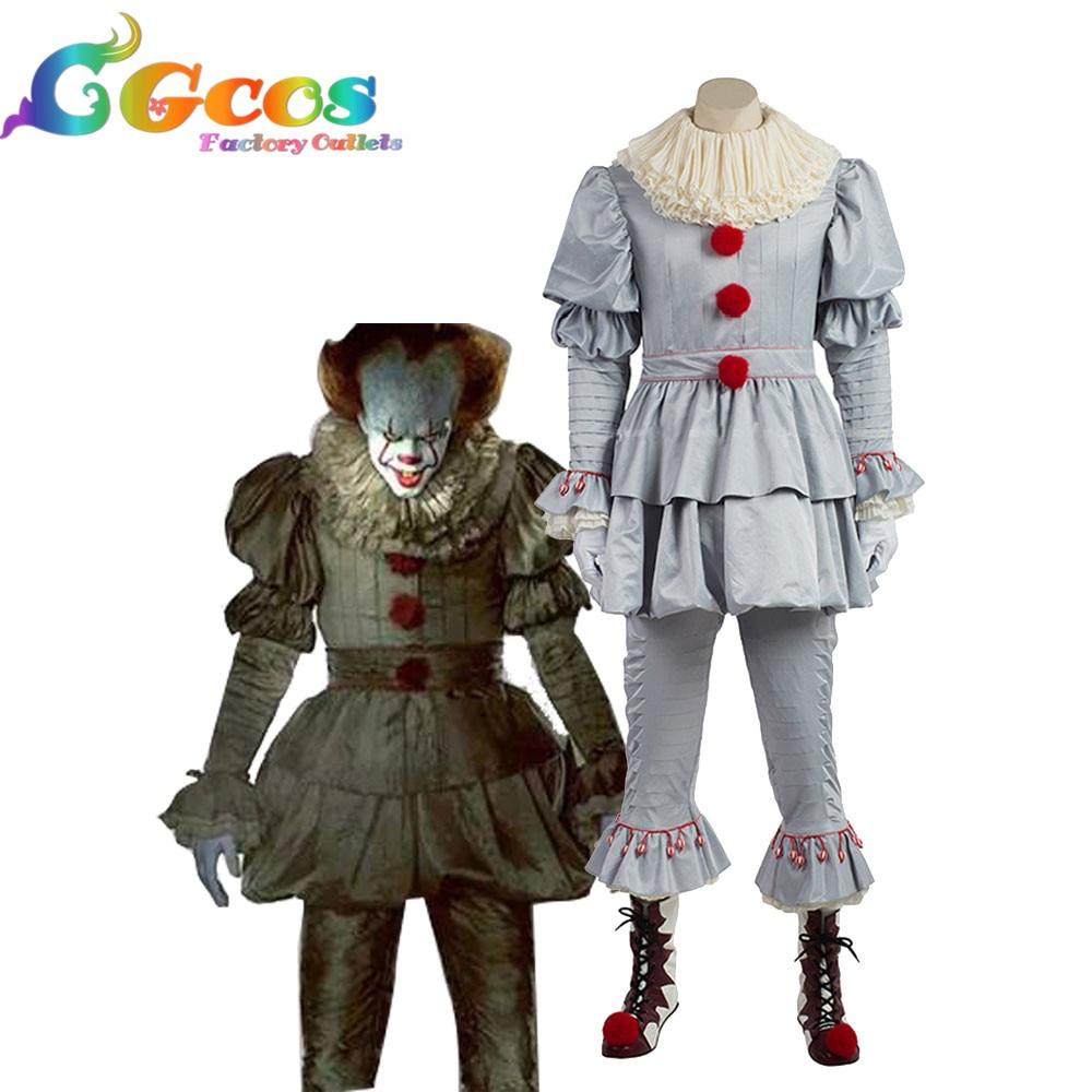 Livraison gratuite Costume Cosplay Stephen King's It Richard Richie Trashmouth Tozier uniforme Halloween noël Anime