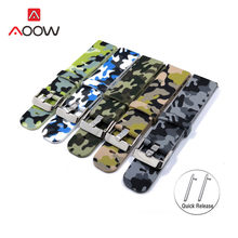 20mm 22mm Camo Printing Silicone Sport Strap for Samsung Galaxy Watch Active 42mm 46mm Gear S2 S3 Bracelet Band for Smart Watch(China)