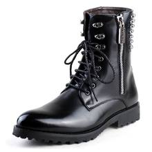 Zip up boots for men online shopping-the world largest zip up ...