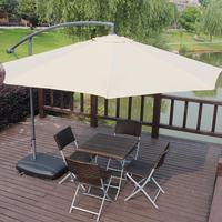 Outdoor UV Proof Sunshade Umbrella Folding Beach Umbrella Waterproof Booth Umbrella Sun Shelter Advertising Tent 3