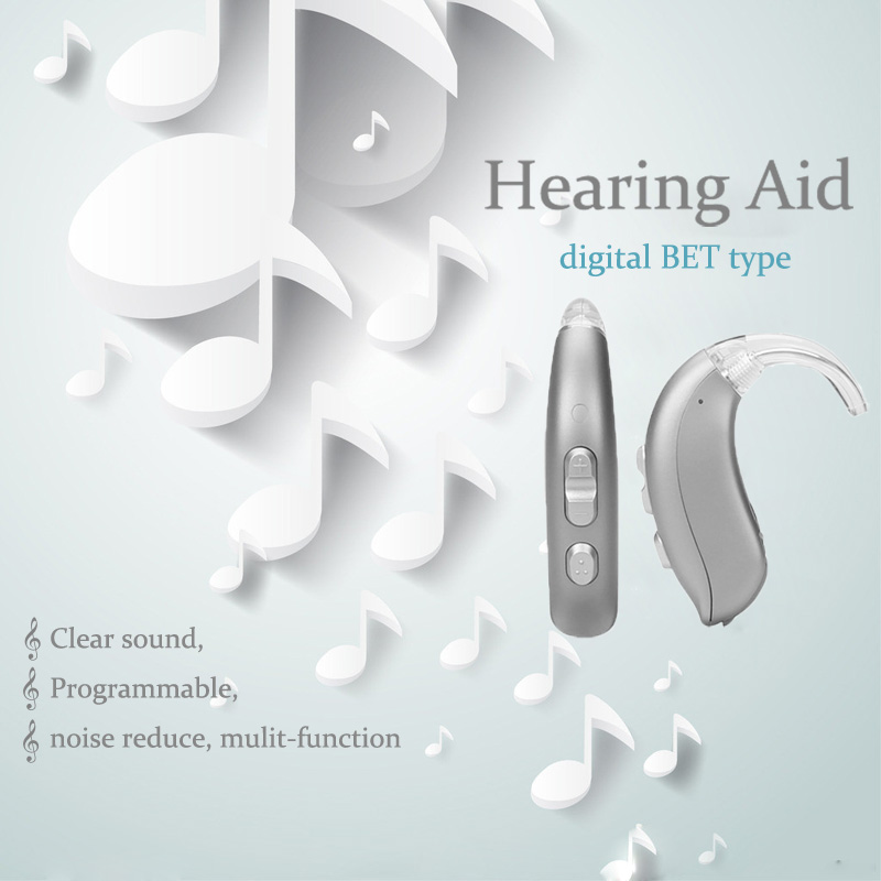 Digital Hearing Aid Small Inner Ear Invisible Hearing Aid Best Sound Programmable MY-16 With Computer Para Elderly Free Shipping acosound invisible cic hearing aid digital hearing aids programmable sound amplifiers ear care tools hearing device 210if