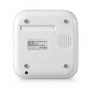 Image 3 - Cigii Portable Digital Upper Arm Blood Pressure Monitor Heartbeat test Health care monitor 2 Cuff Tonometer