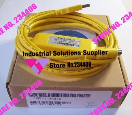 Delta PLC programming cable USB-DVP USB-ACAB230 download cable New professional integrity plc programming cable usb fbs seconds