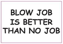 Blow lavoro regalo