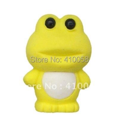 Хорошее качество канцелярские ластик для детей дети ластик смешанный стиль животных ластик 60 шт. за лот с бесплатным службы доставки