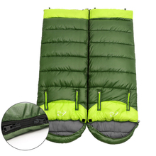 Warm Outdoor Cotton Sleeping Bags -5℃~20℃