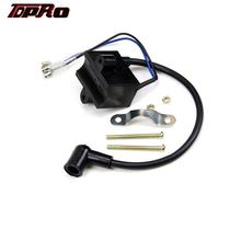 TDPRO 2-Stroke Racing CDI Box Engine Ignition Coil CDI Switches For 49cc to 80cc Motor Engines Mini Pit Motorized Bicycle Bike цены
