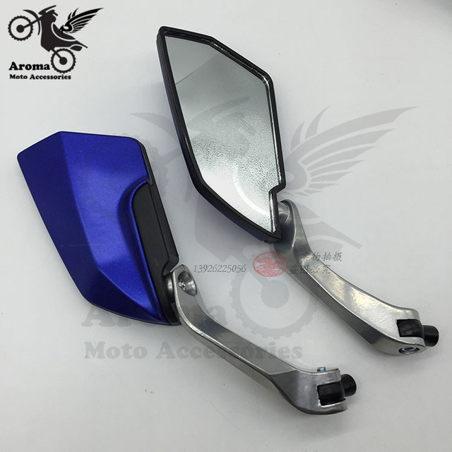 Genial Wholesale Price Electric Bicycle Scooter E BIKE Motorcycle Rearview Mirror  For Yamaha Suzuki Modified Rearview