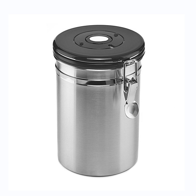Stainless Steel Coffee Storage